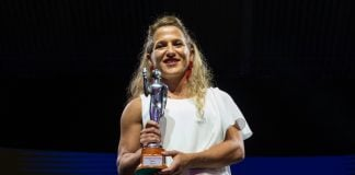 Paula Pareto Olimpia 2019