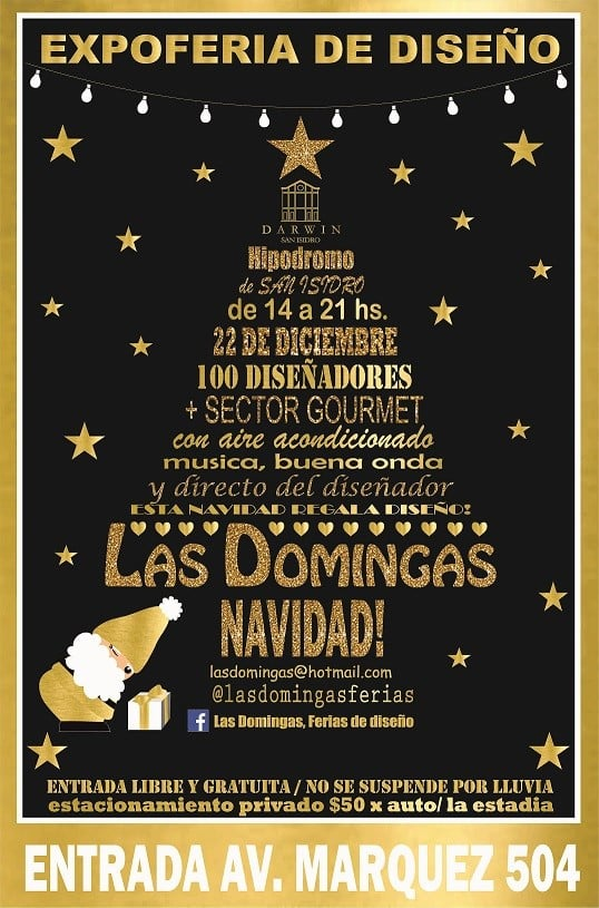 Thumbnail 000 Flyer Las Domingas Navidad 2019