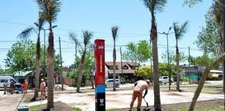 plaza don torcuato remodelacion