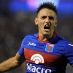 Juani Cavallaro Tigre gol