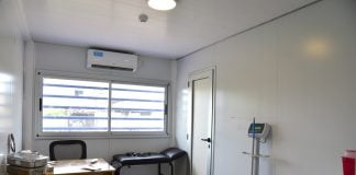 El Nuevo Centro Cuenta Con 2 Consultorios Para La Atención De Vecinas Y Vecinos