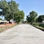asfalto plaza malvinas