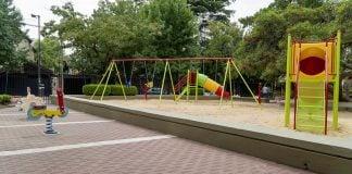 Plaza Roca beccar