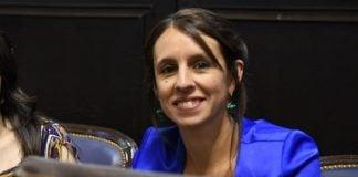 Roxana López En La Cámara De Diputados