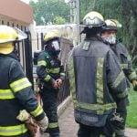 Bomberos San Fernando Encontraron Cuerpo Casa
