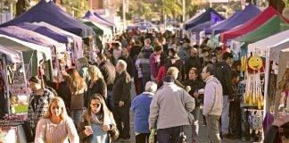 Feria Artesanos Malvinas Argentinas 2