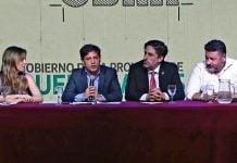 Kicillof Lanzamiento Plan Escuelas A La Obra