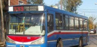 Linea 333 Paro