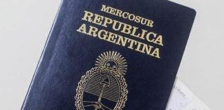 Pasaporte tramites