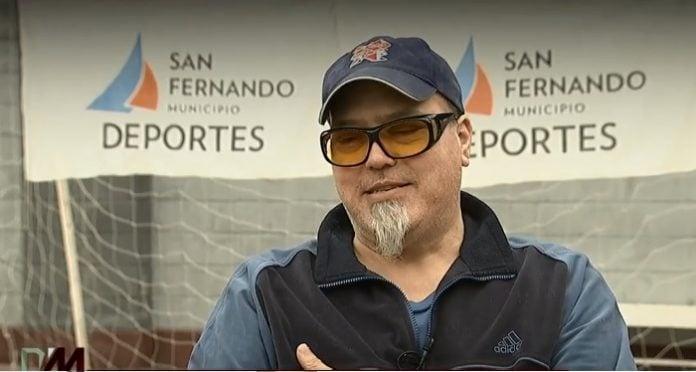 Walter Arzola Handball Fallecio San Fernand