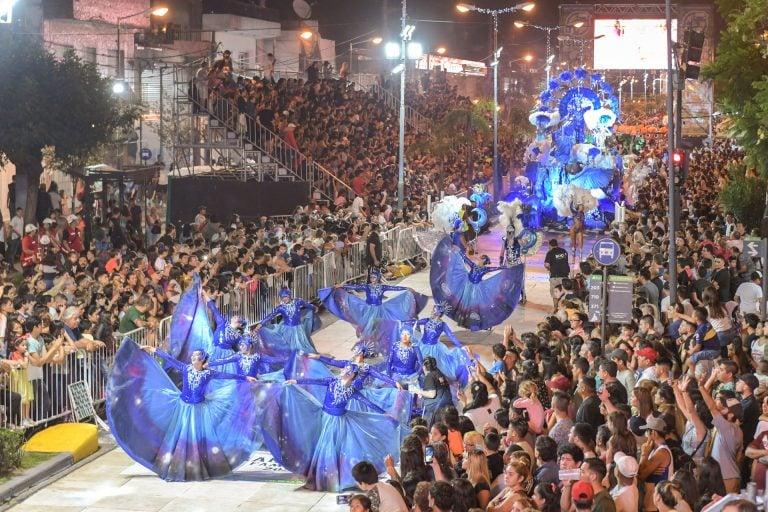Miles de personas disfrutaron del Gran Corso Familiar de San Fernando