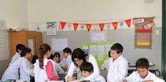 Clases Escuela Aula Alumnos