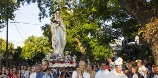 Fiesta Patronal Virgen De Lourdes 1