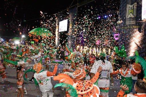 El Carnaval 2020 ya se acerca a Malvinas Argentinas
