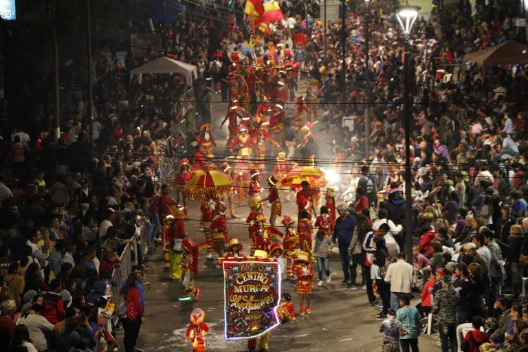 El fin de semana siguen los festejos de precarnaval en Pilar