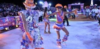 Carnavales Rio Tigre 2020