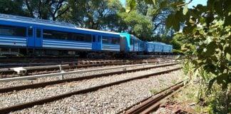 Descalce Formacion Tren Mitre 2