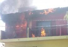 Incendio Santa Rosa San Fernando 09022020