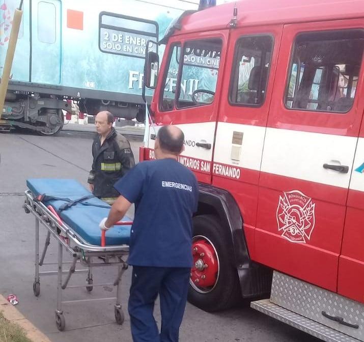 Rescate Arrollada Tren Carupa 09022020 4