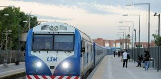 Tren San Martin