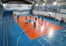 Voley Deporte San Martin