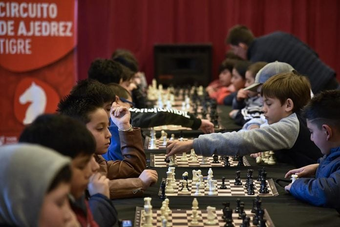 Talleres de ajedrez tigre