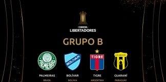 Grupo B Libertadores Tigre