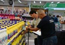 El Intendente Junto A Defensa Al Consumidor Recorrió Supermercados Y Farmacias De La Ciudad Para Verificar El Abastecimiento De Productos Y Evitar Sobreprecios