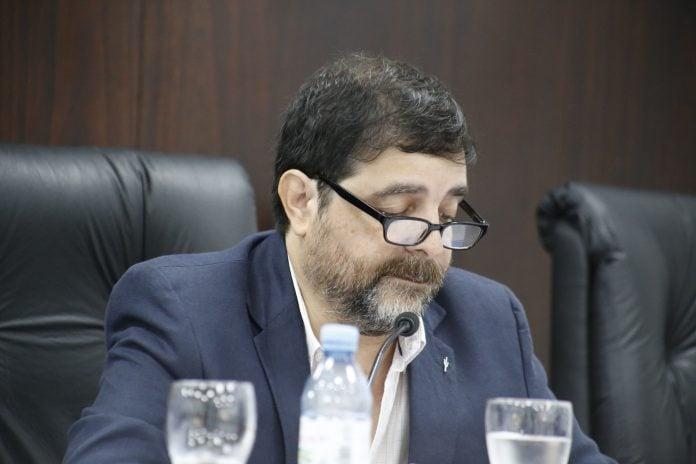 Fernando Moreira Inauguró Las Sesiones Ordinarias 2020 Del Hcd