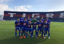 Tigre equipo vs instituto