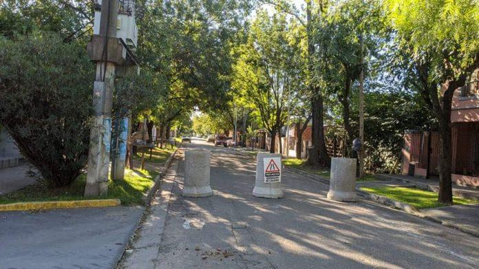 calles cerradas malvinas