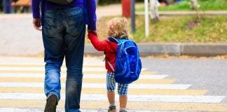 Caminar Mano Niño