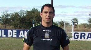 Carlos Cordoba Arbitro