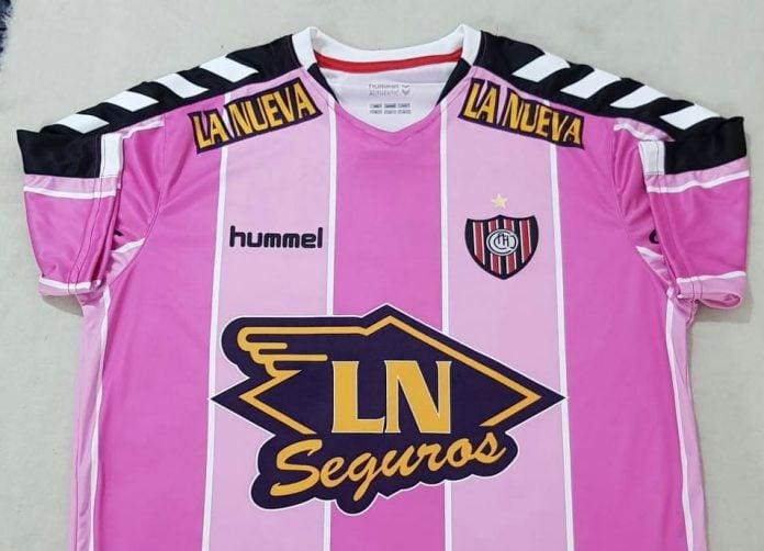 Chaca 8m Camiseta Rosa