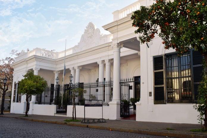 Hcd San Isidro Fachada 2020