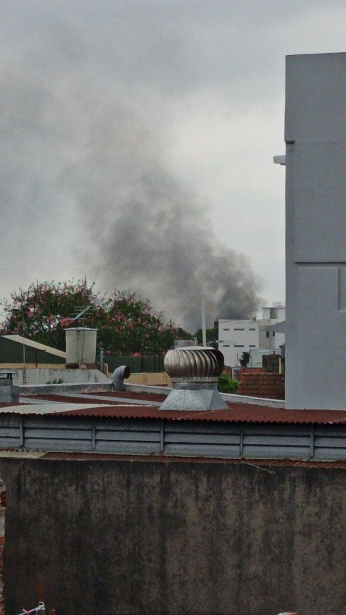 Incendio Fabrica Munro
