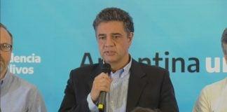 Jorge Macri Reunion