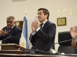 Leo Nardini Apertura Sesiones Hcd Malvinas