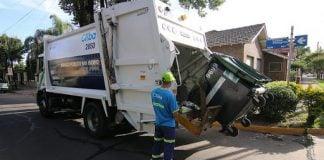 Recoleccion Residuos San Isidro