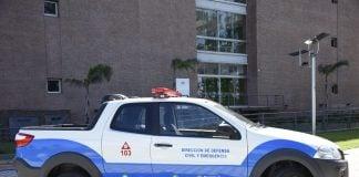 auto seguridad y emergencias malvinas