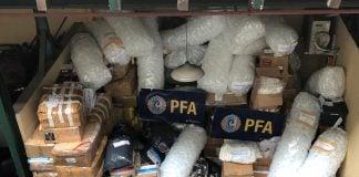 La Policía Federal Desarticuló Una Organización Que Vendía Alcohol En Gel Y Productos Sanitarios Apócrifos 2