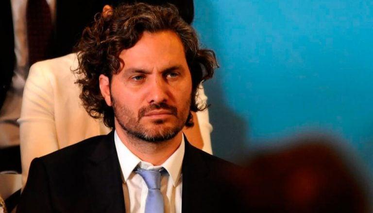 """Cafiero cuestiona """"manipulación"""" opositora en torno a la muerte de Gutiérrez para """"sacar provecho"""""""