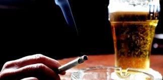Cigarrillo Tabaco Cerveza Acohol