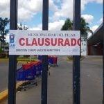 Clausura Carrefour Pilar