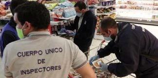 Clausura Supermercado Pilar