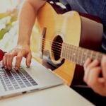 clase online guitarra