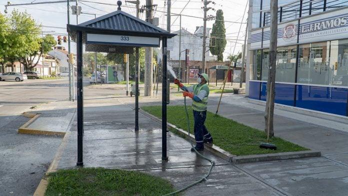 Limpieza Vía Pública (3)