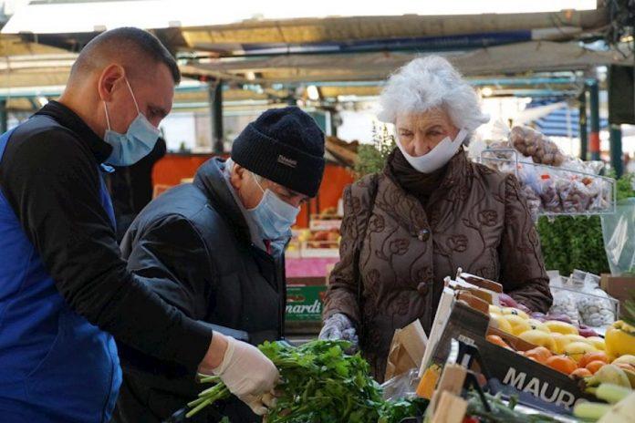 Mercado Barrio Cuarentena