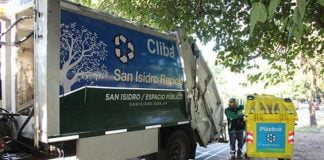 Nota 1083636 Isidro Habra Recoleccion Basura Semana Santa 140416062030