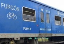 Tren Derqui Atropellado